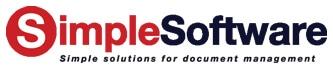 Simple Software Logo